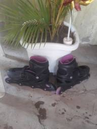 Vende-se patins