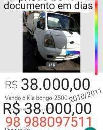 Kia bongo 2500 ano 2010/2011