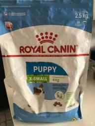 Vendo Ração Royal Canin Filhote X-Small