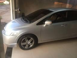 Honda Civic exs e lxs automático flex 2008 V/T/F