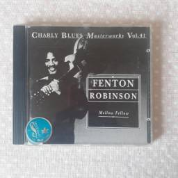 CD Fenton Robinson: Mellow Fellow - Charly Blues Masterworks Vol. 41