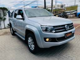 VW Amarok Highline diesel70.000km At 4x4 8 marchas Recebo carro ou moto