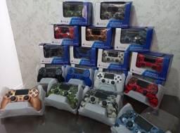 CONTROLES PS4 NOVOS E ORIGINAIS