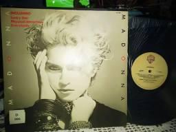 Lp Madonna - Madonna Primeiro Disco Álbum