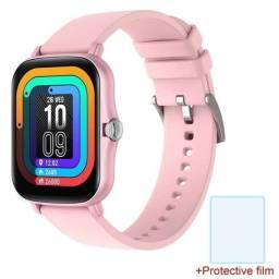 Relógio smartwatch colmi p8 plus