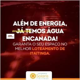 Título do anúncio: °° Loteamento Solares Gererau °° comece o ano investindo !!