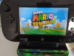 Wii U Nintendo Desbloqueado