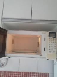 Microondas usado panasonic
