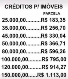 Credito para compra Imobiliária