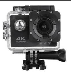 Câmera Wifi 4k Ultra Hd À Prova D 'água Esportedvr Camcorder