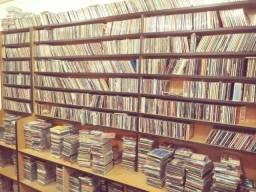 Acervo De Discos De Vinil, Compactos, Cds, Fitas K7, Dvds...
