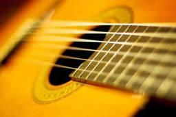 Aulas de violão e cavaquinho