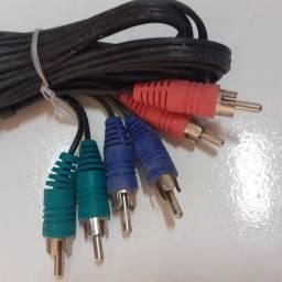 Kit 5 cabos AV