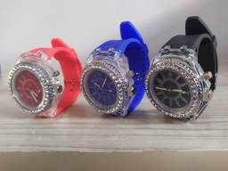Relógio Analógico Feminino a - EC-70