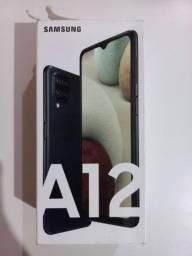 Vendo Samsung A12 zero zero R$ 750