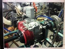 Dinamômetro Hidráulico Stuska Usa Dynomite Motor Kart Moto