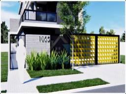 Título do anúncio: Apartamento, Novo mundo, dois quartos, aquecimento a gás, garagem, terraço com churrasquei
