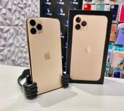 Iphone 11 pro Max na caixa