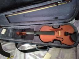 Violino Cremona 4/4 a/c cartão