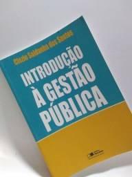 Livro Introdução a gestão pública