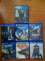Jogos PS4 - Seminovos