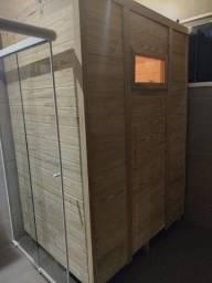 Sauna seca residêncial