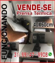 Prensa Térmica Plana 40X60cm