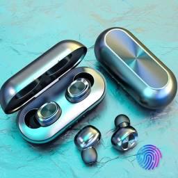 Fone de ouvido Bluetooth Sem Fio B5 TWS