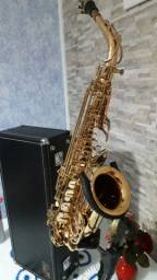 SAX Alto saxofone alto Júpiter JAS 567 lindo