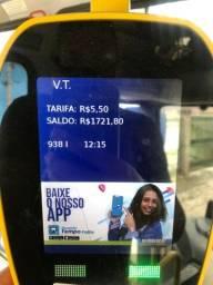 Cartão transporte br mobilidade (emtu)