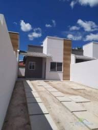 Título do anúncio: Casa à venda, 70 m² por R$ 235.000,00 - Pires Façanha - Eusébio/CE