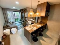 Edifício LIV - Apartamento tendo 56m², 2 quartos 1 suíte, Excelente Localização na Ponta V