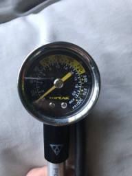Bomba calibrador suspensão bike