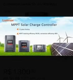Poderoso controlador de carga MPPT 40A Solar