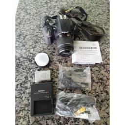 Câmera nikon D3300( PROMOÇÃO)aceito propostas