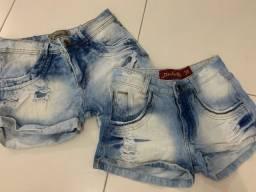 Bazar de short jeans