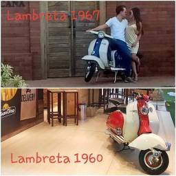 Lambreta Ld  160 cc  R a r i d a d e