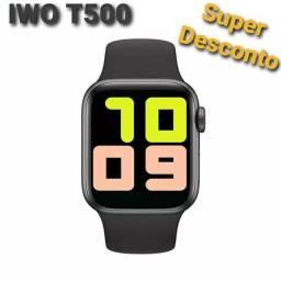 Super promoção Smart whatch IWO T500 relógio inteligente