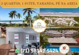 Oportunidade em Ilhéus - 2/4 68m², Cond Praia da Pérola( 60x Sem Juros) Paraísoo!