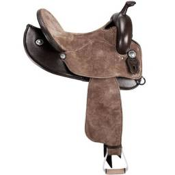 Sela de cavalo usada em perfeitas condições