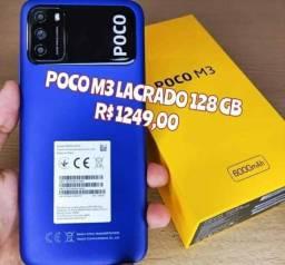 Xiaomi POCO M3 128 GB Lacrado IMPERDÍVEL Com Garantia Aceito Cartão