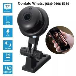 Câmera de Monitoramento Interna Ip