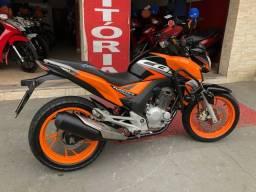 Honda CB Twister com Abs 2019 aceito moto de menor valor é financio em até 48x