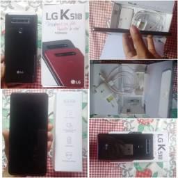 LG K51S , 2 meses de uso