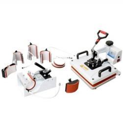 Maquina de sublimação e impressora Epson