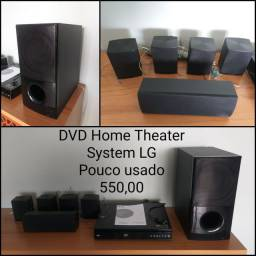 DVD HOME THEATER SYSTEM LG