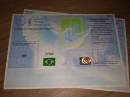 2 Cupom Resposta Internacional (coupon-réponse) Val Dez/2021 Cidadania Italiana