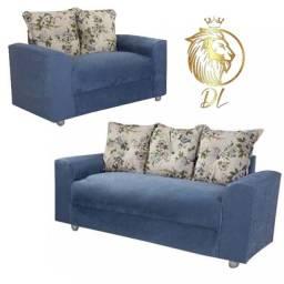 Lindos jogo de sofá