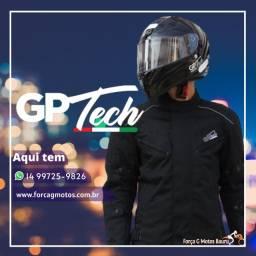 Jaqueta GP Tech Winter Impermeável forro removível em até 10x sem juros