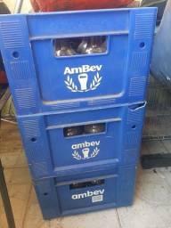 Caixas de litrinho 3 caixas com casco 150,00